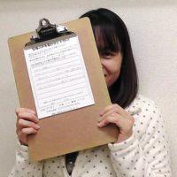 黒木 優子様笑顔画像